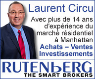 Laurent Circu – Rutenberg Realty New York