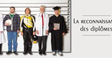Equivalence des diplômes et des études : Etats-Unis / France