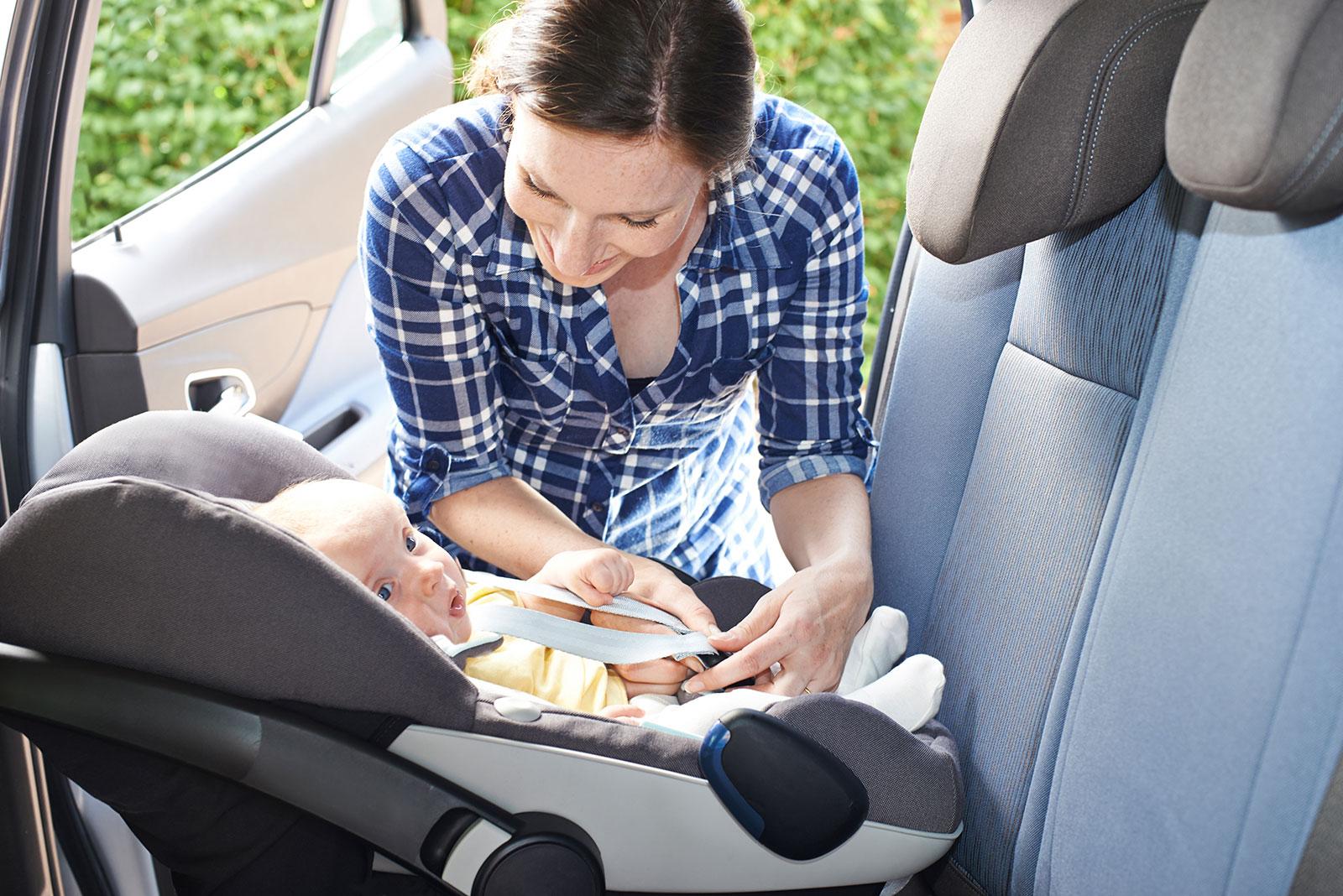 Tout comprendre aux sièges autos