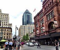 Quelques jours à Montréal