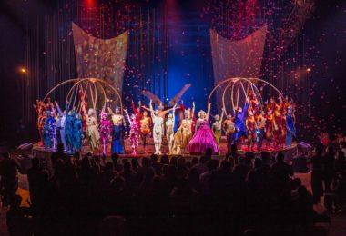 Assister à un spectacle du Cirque du Soleil