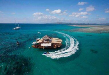 Les plus beaux bars en pleine mer