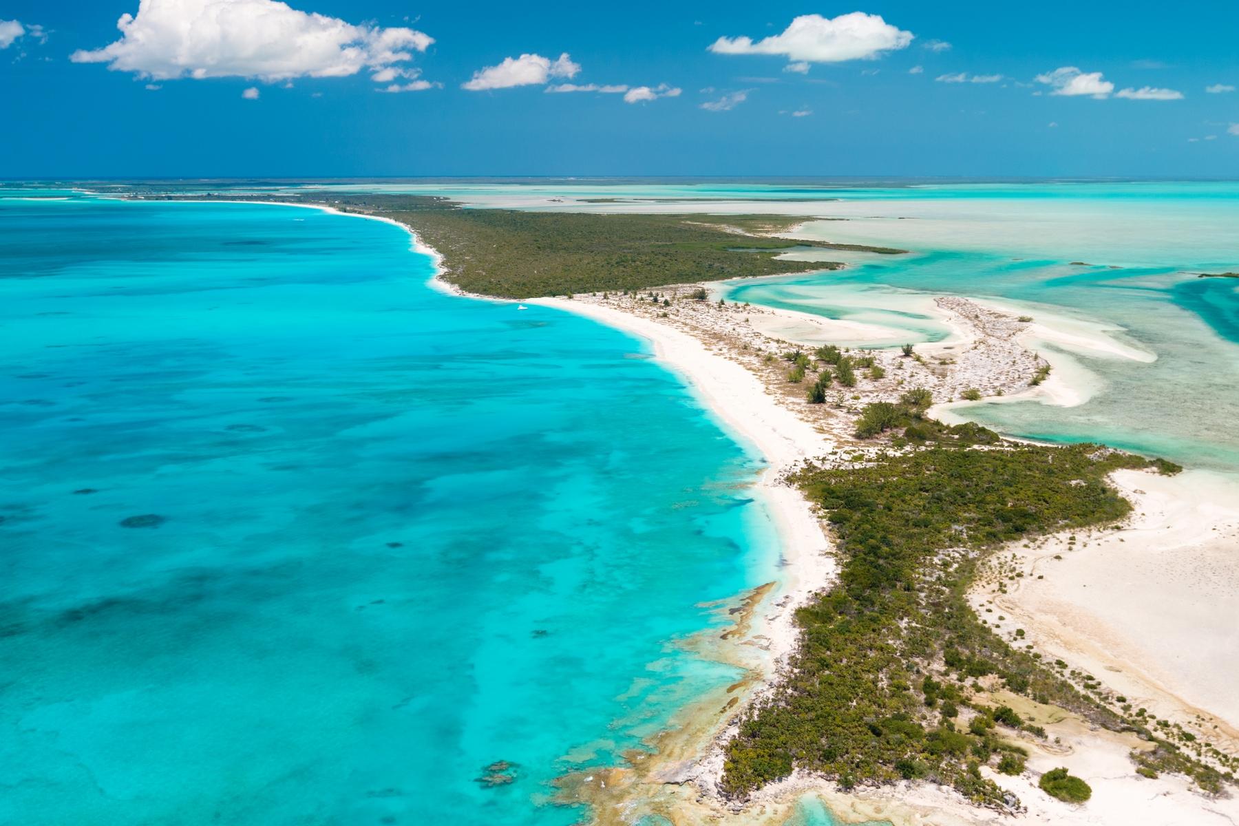 ile-de-Water-Cay-en-vente