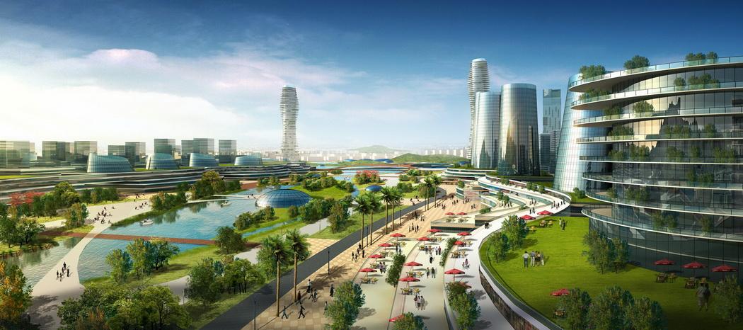 Hervorragend Les villes les plus green du monde DO43