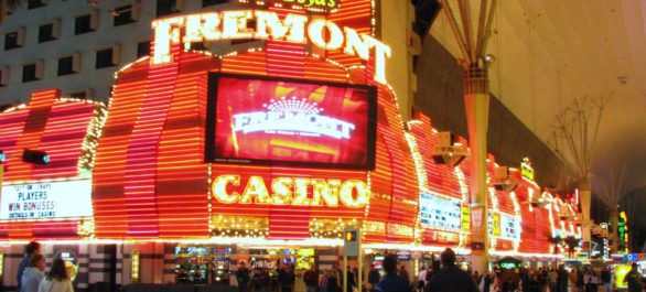 Les casinos aux Etat-Unis