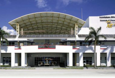 Le Museum of Discovery and Science à Fort Lauderdale