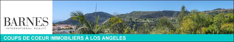 L'immobilier à Los Angeles selon BARNES