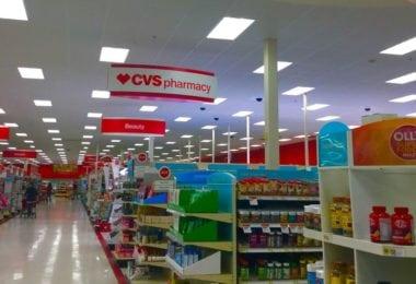 Les pharmacies aux Etats-Unis