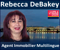 Rebecca DeBakey <br> Long & Foster Real Estate <br> Direct : 301 452 4454