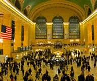 Grand Central Terminal, la Gare centenaire de New York City