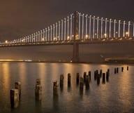 The Bay Lights, l'idée brillante qui illumine le Bay Bridge