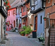 Rendez-vous with Eguisheim: The birthplace of Alsatian Vineyards