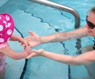 Les bébés nageurs à San Diego