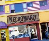 Necromance – la boutique de la mort à Los Angeles