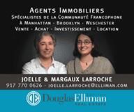 Joelle et Margaux Larroche – Douglas Elliman