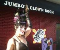Jumbo's Clown Room sur Hollywood Boulevard