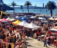 5 marchés aux puces dans la région de San Francisco