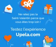 Livrez vos cadeaux à prix réduits pour la Saint-Valentin !