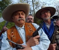 Avoir une arme au Texas