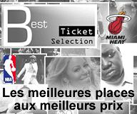 Best Ticket Selection - Billets spectacles et évènements sportifs en Floride