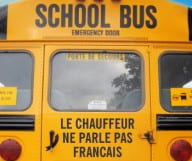 Les écoles qui enseignent le français à Boston