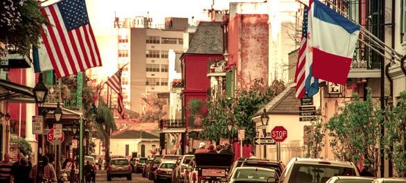 Quelques jours à La Nouvelle-Orléans