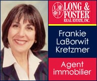 Frankie LaBorwit-Kretzmer <br> Long & Foster Real Estate