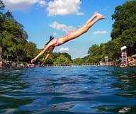La Barton Springs Pool