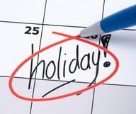 Les jours fériés aux Etats-Unis