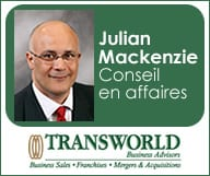 Julian Mackenzie <br>Transworld Business Advisors