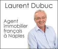 Laurent Dubuc - L'immobilier à Naples