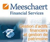 Meeschaert Financial Services LLC – Christophe Goudal