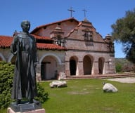 Les Missions espagnoles de Californie