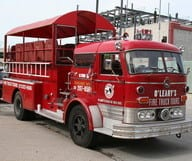 O'Leary's Fire Truck Tours à Chicago