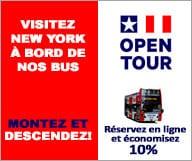 Open Tour NY