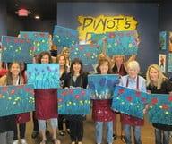 Pinot's Palette, quand la créativité se sirote