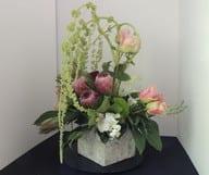 Les fleurs à l'honneur