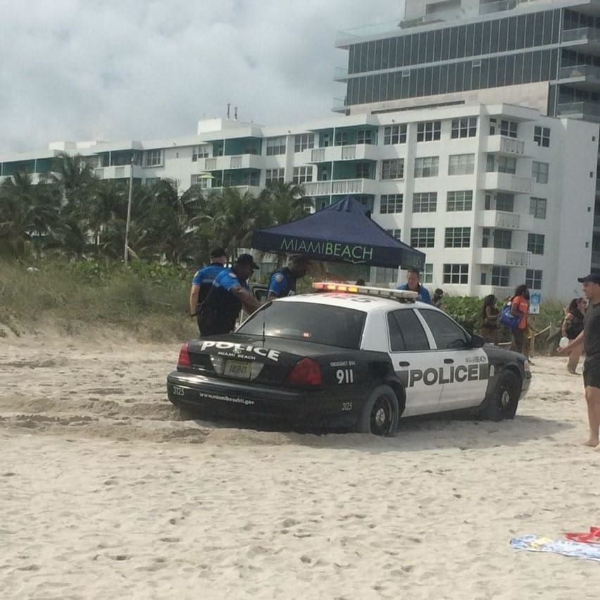 Un quotidien à Miami et à la Beach