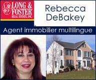 Rebecca DeBakey - Long & Foster Real Estate - Direct : 301 452 4454