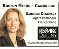 Sandrine Deschaux - RE/MAX Destiny
