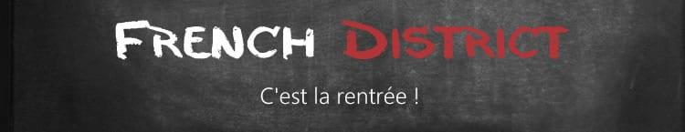 French District Paroles de locaux