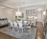 Magnifique appartement de l'Upper West Side aux détails luxueux
