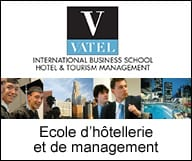 Vatel - Ecole Internationale Management Hotel et Tourisme