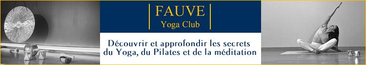 Fauve Yoga Club – FERME