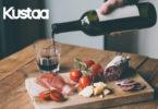 KUSTAA Cheese & Wine