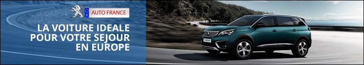 Auto France – Peugeot Open Europe