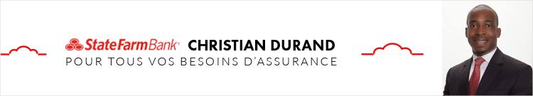State Farm – Christian Durand