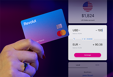 Ouvrez votre compte bancaire en quelques minutes avec Revolut