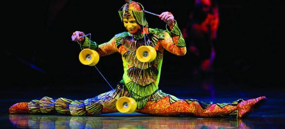 Assister à un spectacle du Cirque du Soleil à Atlanta