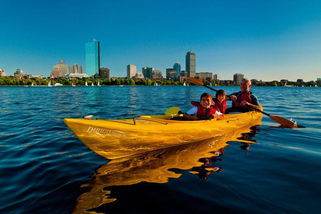 Activités sur la Charles River - Que faire